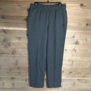 Gray Russell pocket Sweat/Athletic Pants. Sz Med.